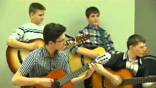 Перекресток22 концерт апрель 2015. Барнаул. Уроки гитары, вокала.