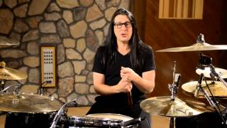 Drum Guru:Mike Mangini - Dream Theater