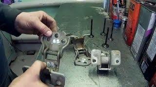 ремонт шарніра двері автомобіля