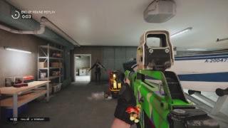 Rainbow 6 Siege   2v4 Against Nubs