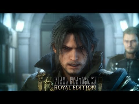 final fantasy 15 royal edition ps4 download