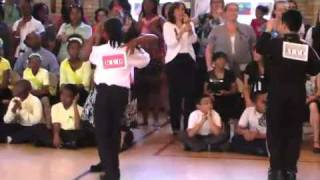 2011 - American Ballroom Dance Competition: Merengue