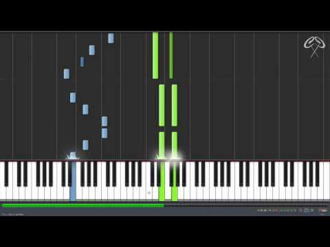 Evanscence - Bring Me To Life Piano Tutorial & Midi Download