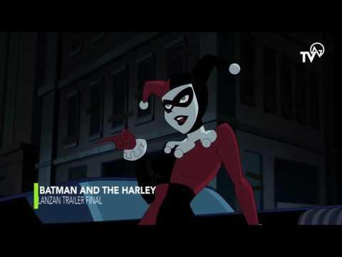 BATMAN AND HARLEY QUINN TRAILER FINAL
