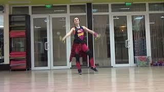 ZUMBA Toning - Pa Bailar -  Bajofondo ft Julieta Venegas (Tango)