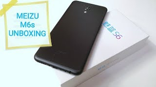 MEIZU M6s/S6 Unboxing and First Impressions (Samsung Exynos 7872, Flyme 6 Side Fingerprint)
