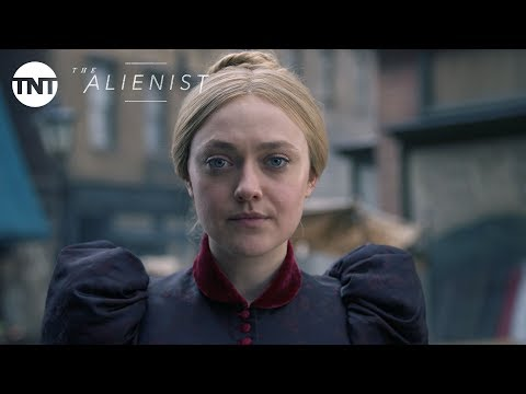 The Alienist: Dakota Fanning Introduces Sara Howard - Series Premiere January 22, 2018 [BTS] | TNT