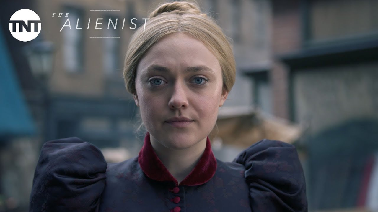 The series Alenist Dakota Fanning saw the light 01/25/2018 76