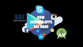 How Android apps are made