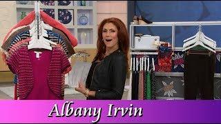 QVC Host Albany Irvin
