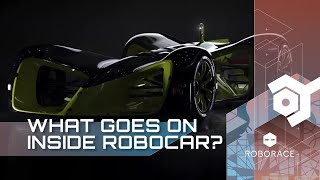 INSIDE ROBOCAR: The world's first autonomous race car