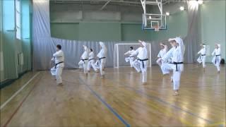 Meikyo Nidan Shotokan Kata Asai Karate Shihan Dormenko 7 Dan IJKA