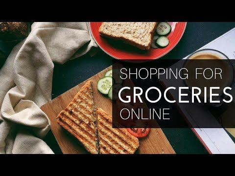 Shopping for Groceries Online + Live Q&A