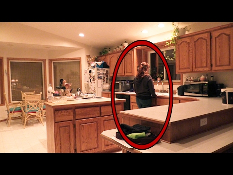 Creepy man at my front door and Mom is acting super weird! - Season 16 Ep 1 - vlog investigation