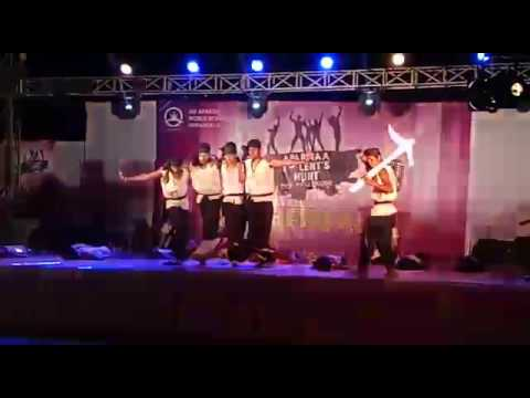 Farmer act..WBDA choreographed by princekiran