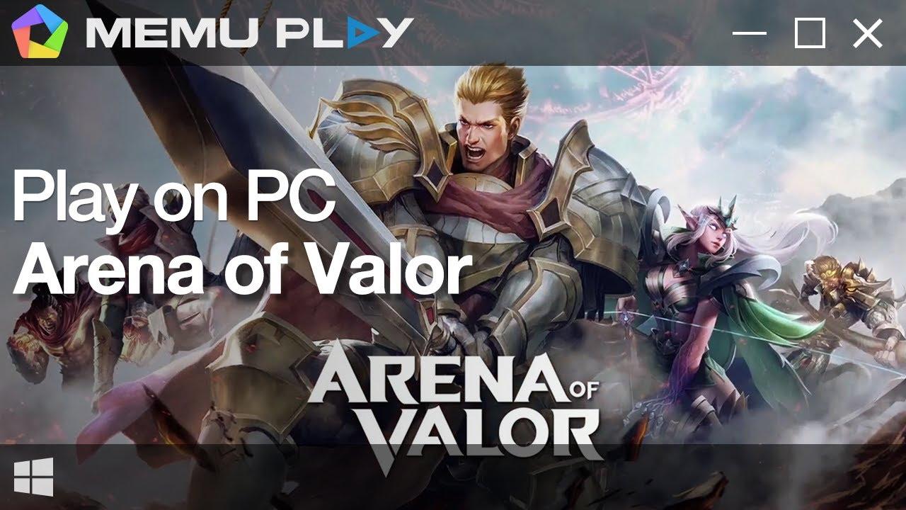 Download Arena of Valor 5v5 Arena on PC with MEmu