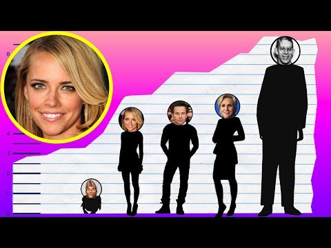 How Tall Is Jessica Barth? - Height Comparison!