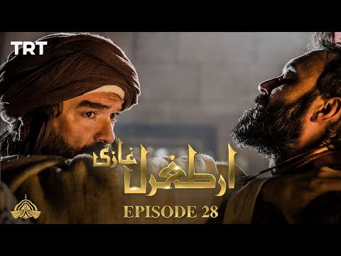 Ertugrul Ghazi Urdu | Episode 28 | Season 1