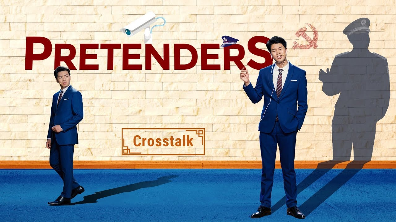 """English Christian Video """"Pretenders"""" (Crosstalk) 