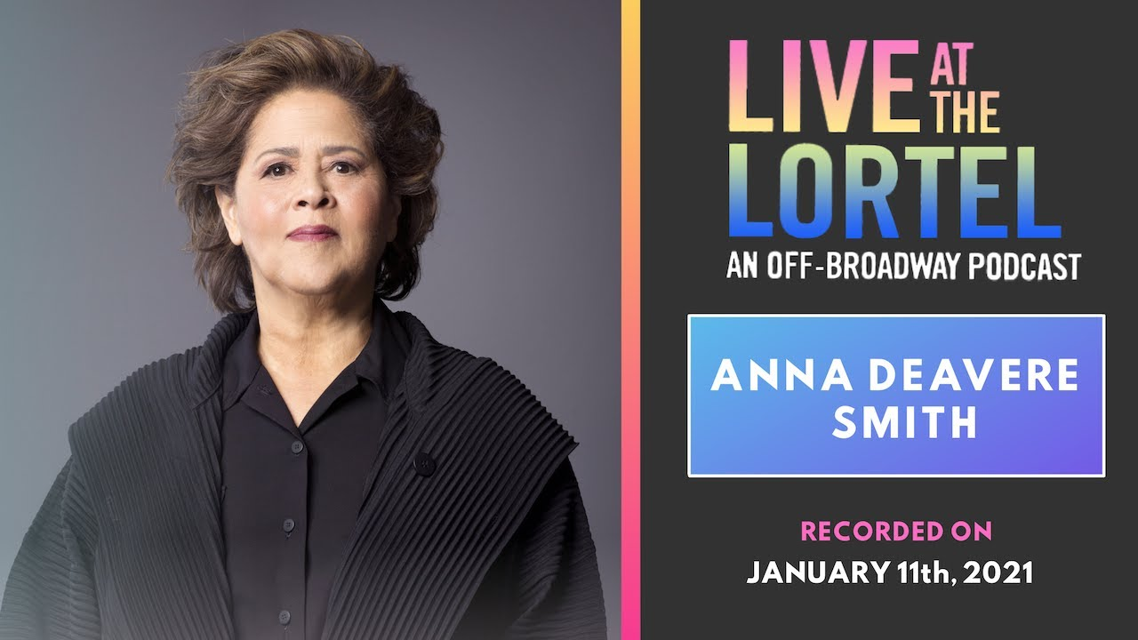 Anna Deavere Smith Dropping Pearls