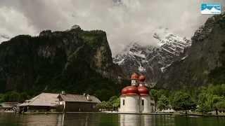 Berchtesgadener Land - Heimat weltbekannter Qualitätsprodukte, Regionalprodukte aus Bayern