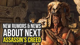 Assassin's Creed Kingdom MAJOR LEAK That Could Be Real & More News (Assassin's Creed 2020)