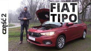 Fiat Tipo 1.4 16v 95 KM, 2016 - techniczna część testu #258 thumbnail