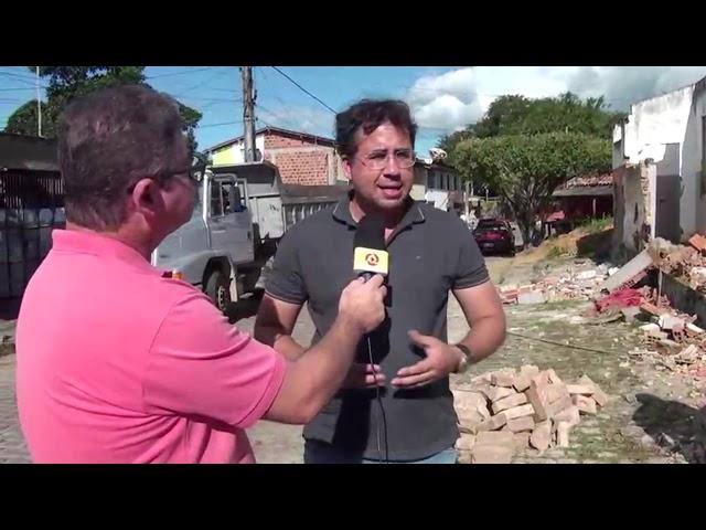 Entrocamento de Laje ganhará praça e espaço de lazer diz prefeito