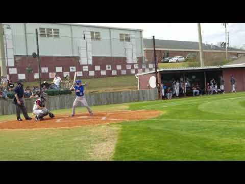 Reeltown High School. Varsity Baseball vs Eclectic 2019