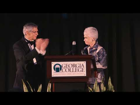 Georgia College Capital Campaign Gala 2017