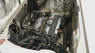 K20 Mr2 Swap / Motor Is In (kinda)