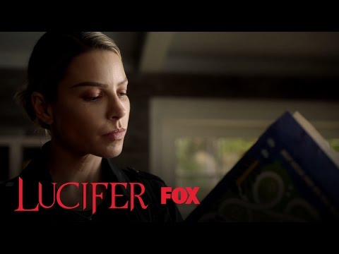 Chloe Examines Her Daughter's Cereal | Season 2 Ep. 11 | LUCIFER