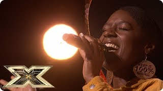 Shan is a shining light on The X Factor stage | Auditions Week 3 | The X Factor UK 2018