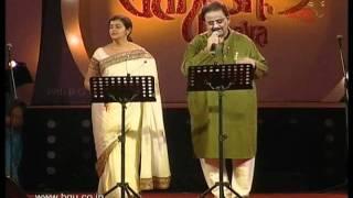 S P Balasubramaniam performing at 49th Bengaluru Ganesh utsava - video 2