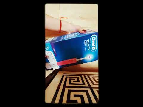 Електрична зубна щітка ORAL-B BRAUN Vitality 3D White/D100 Pink (4210201262169)