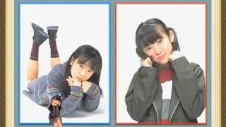 Desktop Mascot 「前田亜季」1999年ものです。パソコンを変え、またまた...