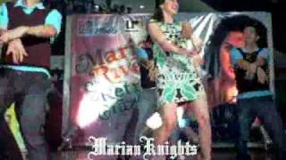 marian rivera @ Rob imus1 03-15-09