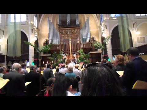 Easter Sunday 2014 Processional Hymn