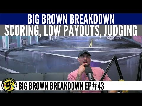Big Brown Breakdown - Canelo vs GGG Reaction: Scoring, Low Payouts, Judging Issue and Solution