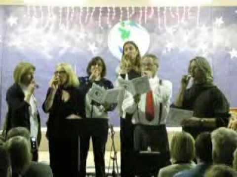 The Heatherwood Elementary School Merry Madrigal Singers