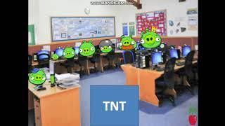 Custom Angry Birds Seasons Animation: Back to School?!