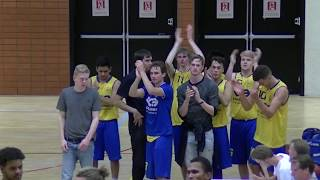 23 september 2017 Almere Pioneers U22 vs Rivertrotters M U22 45-52 4th period