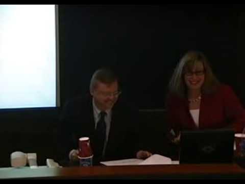 White Collar Crime Seminar 2006 | Donald H. Caldwell, Jr. & Alice V. Harris