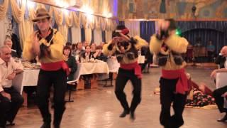 офигенный цыганский танец