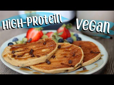high-protein-vegan-pancakes-|-gluten-free