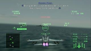 Ace Combat 5: The Unsung War PS2 Gameplay HD (PCSX2)