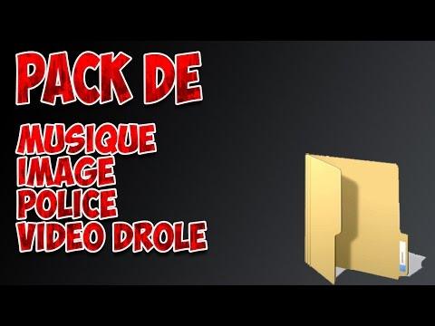 Pack pour vos vidéo montage musique image bruitage...