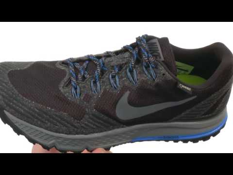 Nike Air Zoom Wildhorse 3 GTX SKU:8753489 YouTube