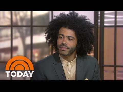 'Hamilton' Star Daveed Diggs: From Sleeping On Subways To Broadway Stage