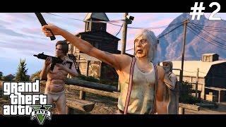 GTA V Serbest Mod - Çıplaklar Kampı - Bölüm 2